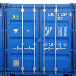 SelfStorage Stapper - Container-Lagerräume - Köln - 14 m² Abteil - Außenansicht, Self-Storage, Self Storage, Lagerraumvermietung