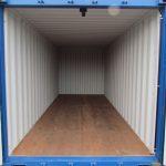SelfStorage Stapper - Container-Lagerräume - Köln - 14 m² Abteil - Innenansicht, Self-Storage, Self Storage, Lagerraumvermietung