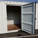 SelfStorage Stapper - Container-Lagerräume - Köln - 7 m² Abteil - Innenansicht
